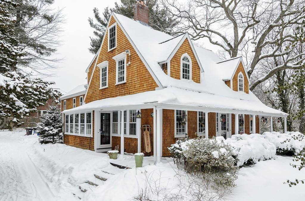 Beautiful Homes Boston Suburbs