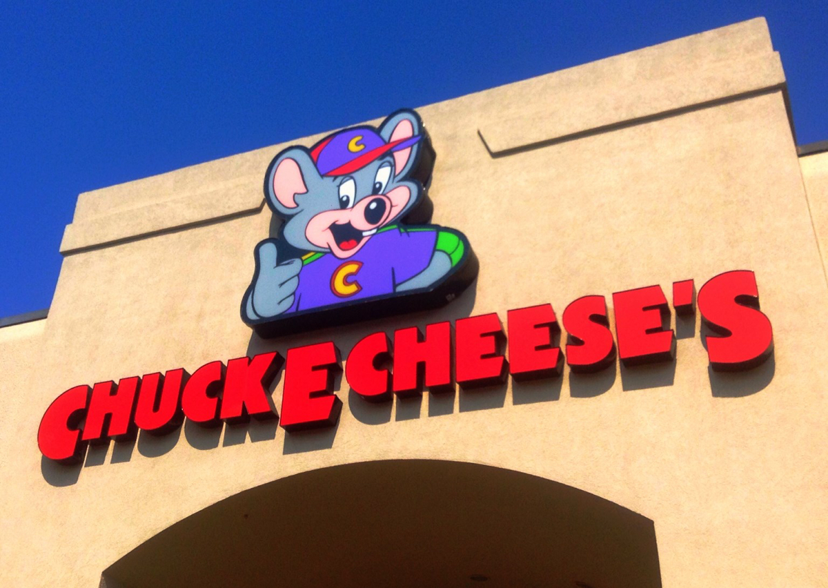 Chuck E Cheese: Is This The Rowdiest Chuck E. Cheese In Massachusetts?