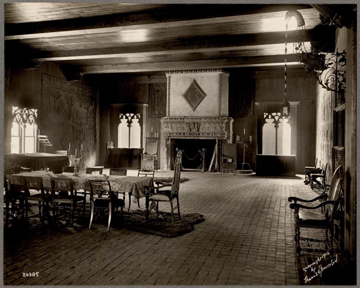 isabella stewart gardner museum vintage photo