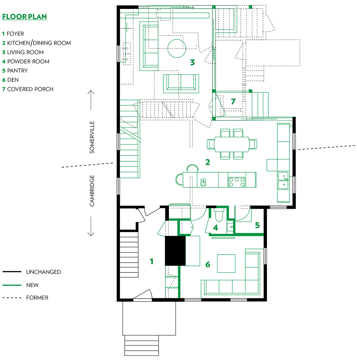 home additions arty in the back floor plan