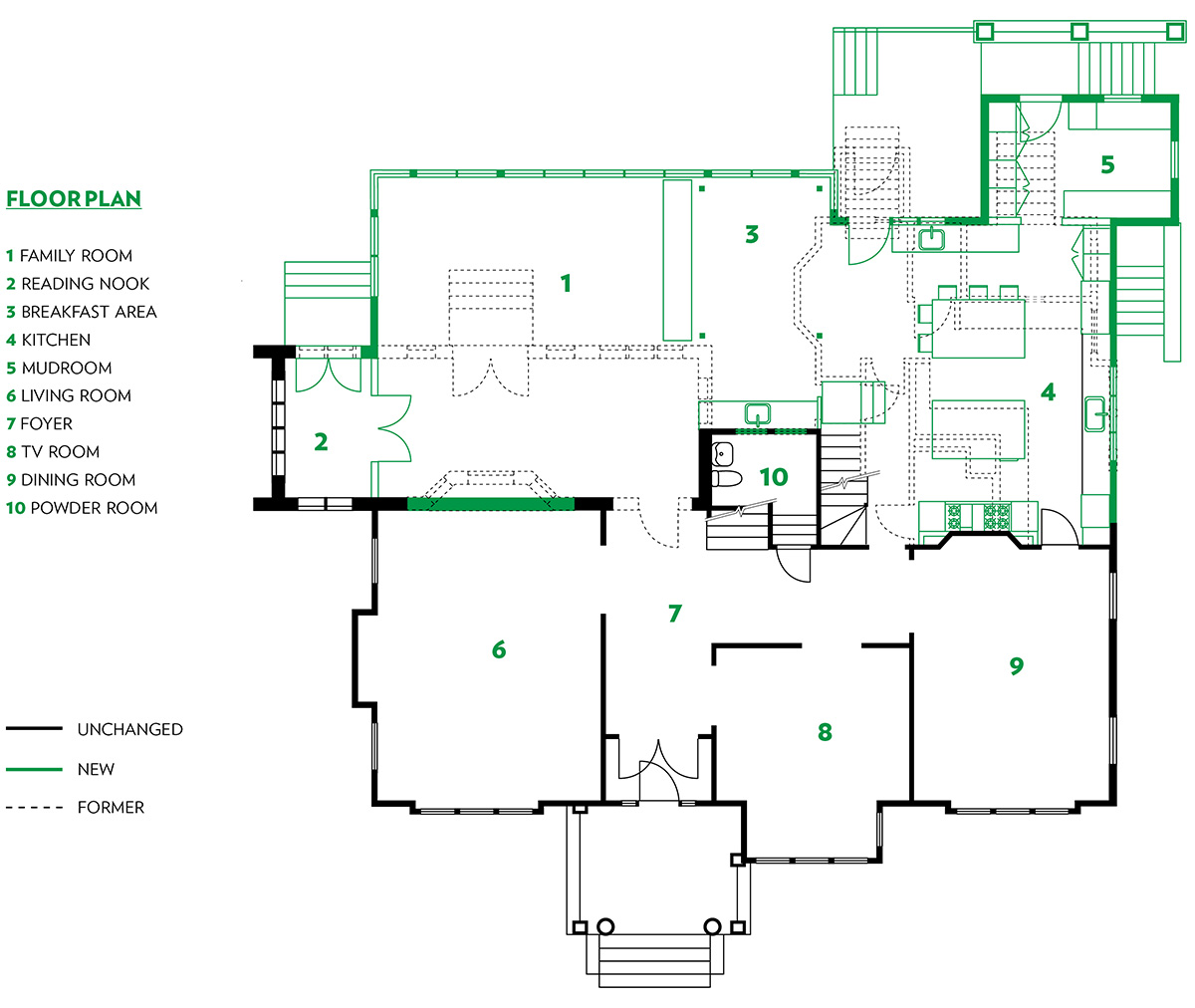 home additions steel the show newton floor plan