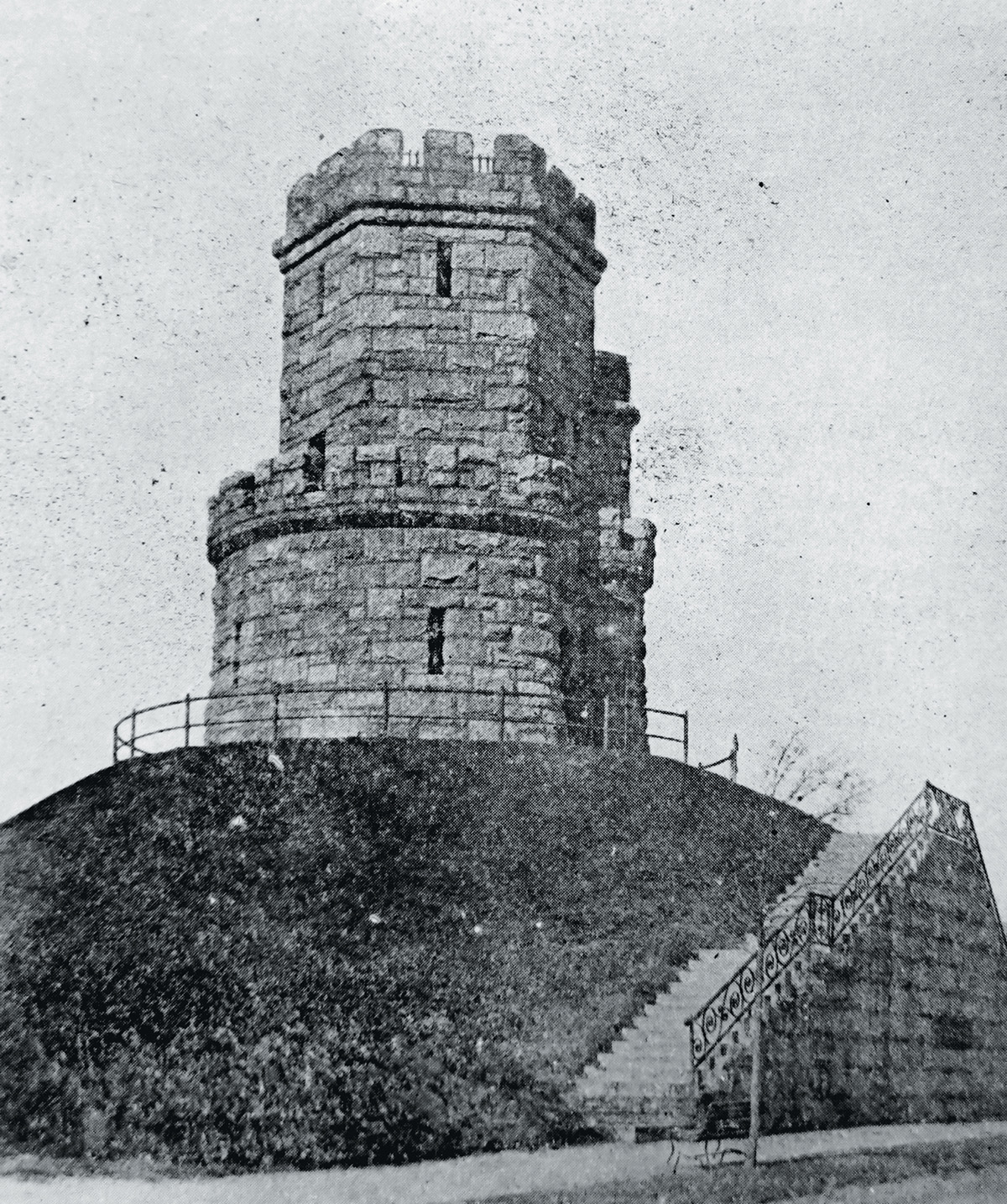 prospect hill tower somerville 2