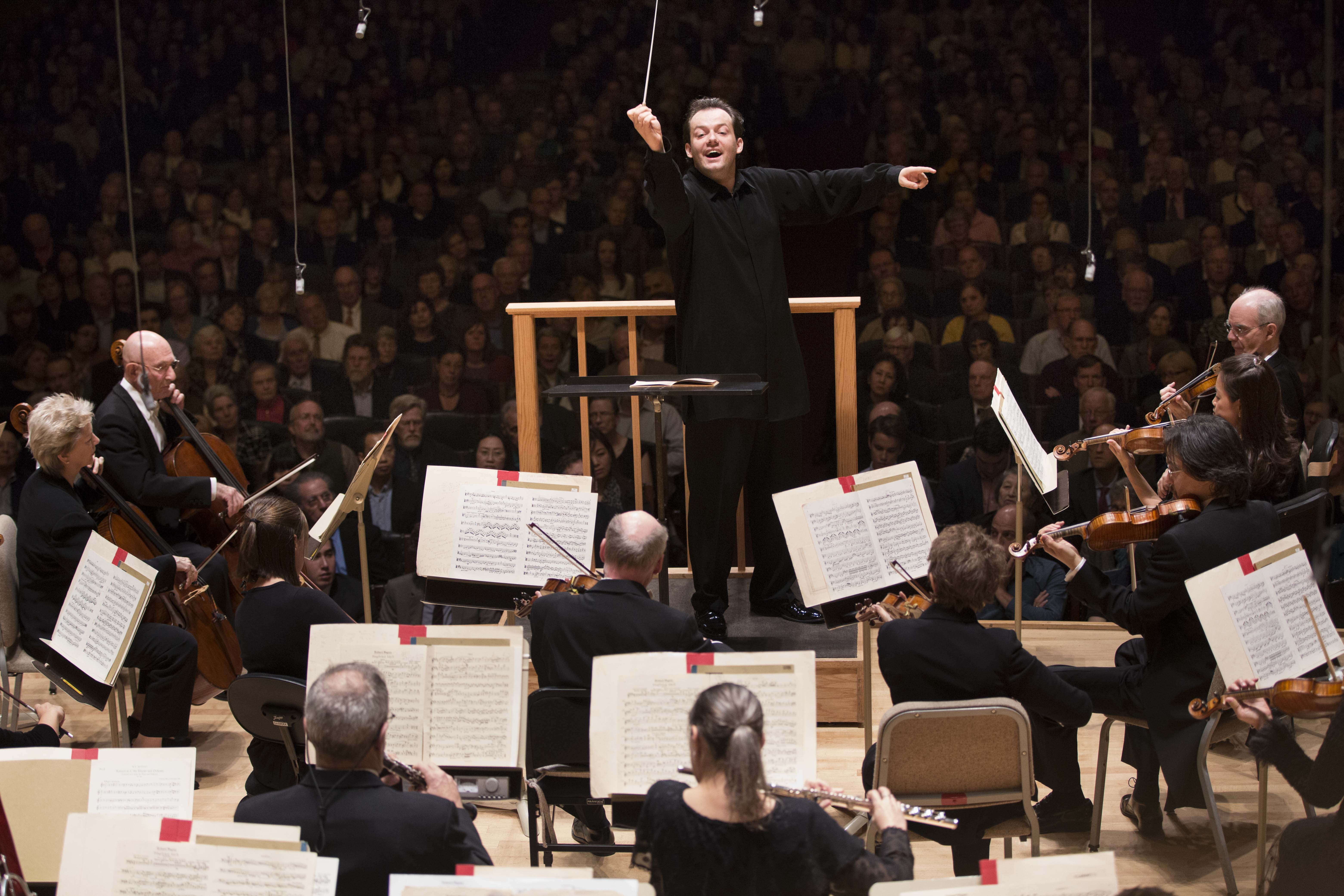 Andris Nelsons-Boston Symphony Orchestra PHotography: Marco Borggreve