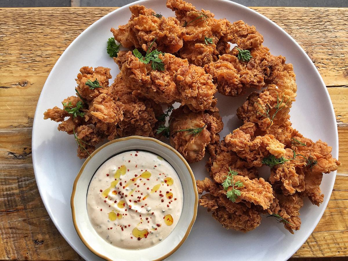 Bisq fried chicken