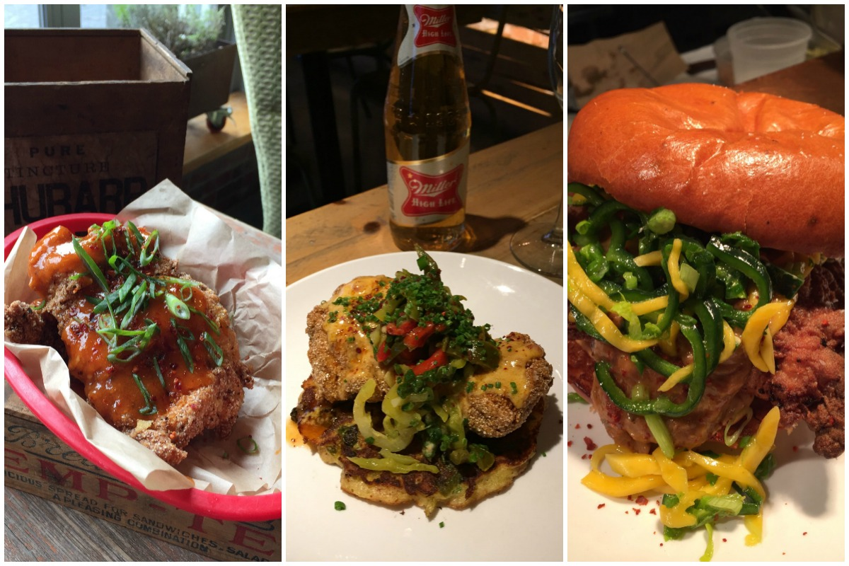 Monday night fried chicken specials at Commonwealth Cambridge