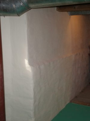 Foundation walls after waterproofing - Copy