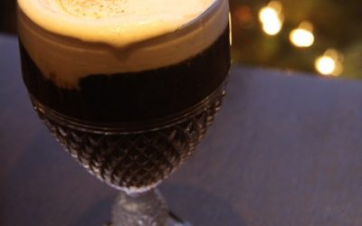 Irish Coffee at Grafton Street Pub / Photo provided