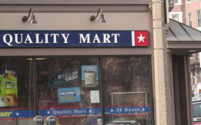 Quality Mart by Christopher Schmidt on Flickr / Creative Commons