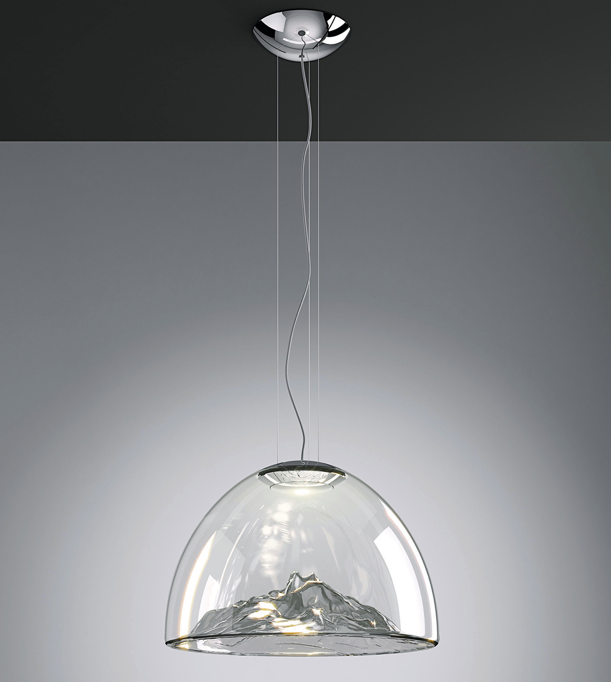 axo light mountain view lamp casa design