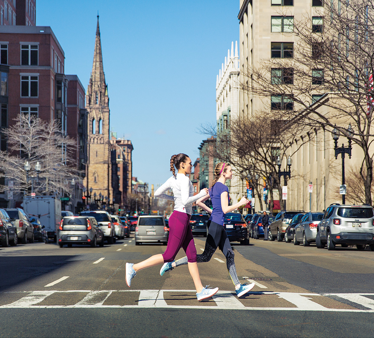 Why Boston Is the Best Running City in America