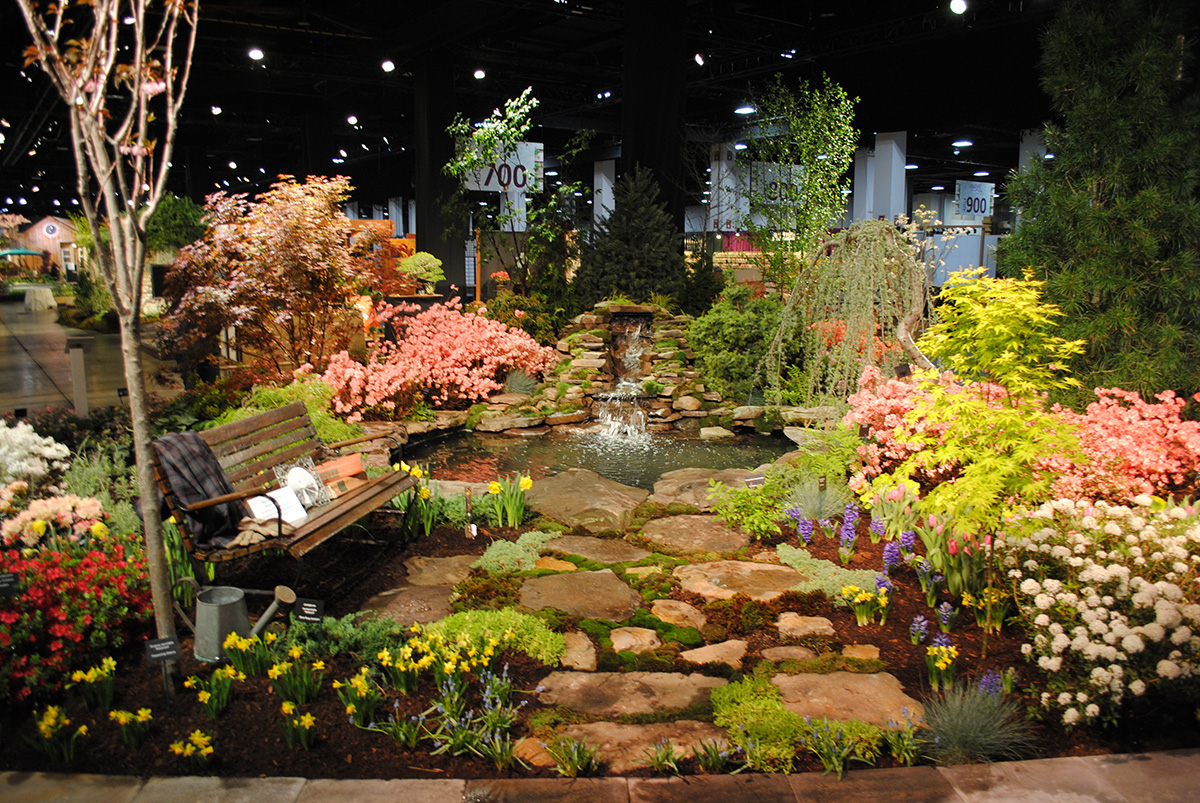 Best 20 Herb Garden Design 2017: A First Look At The 2017 Boston Flower & Garden Show