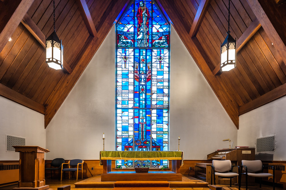 Beth Israel Deaconess Medical Center Chapels / Photo by Randall Armor