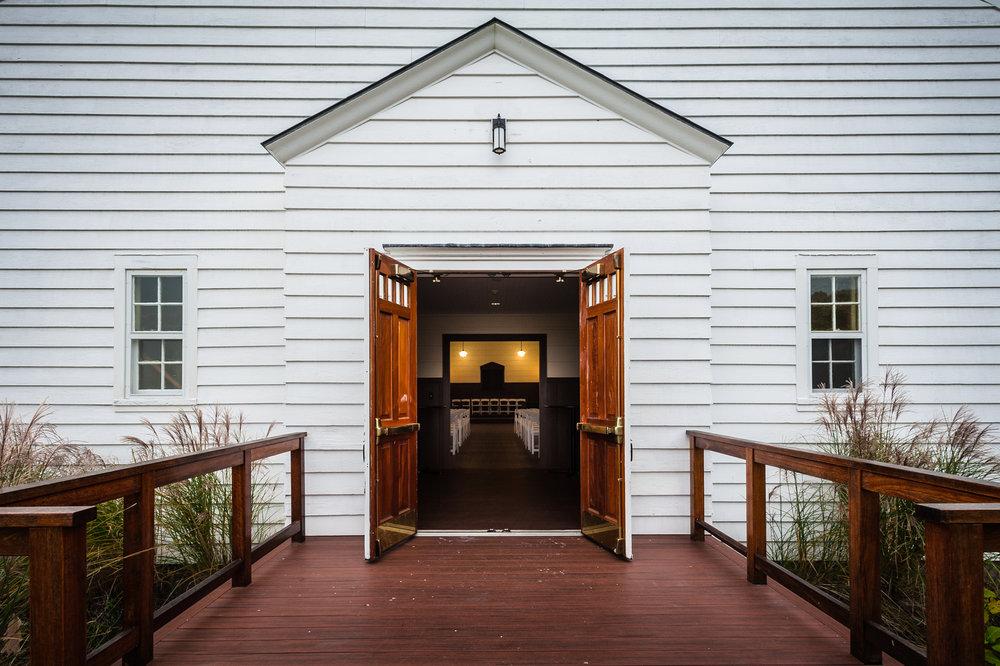 Peddocks Island Chapel / Photo by Randall Armor