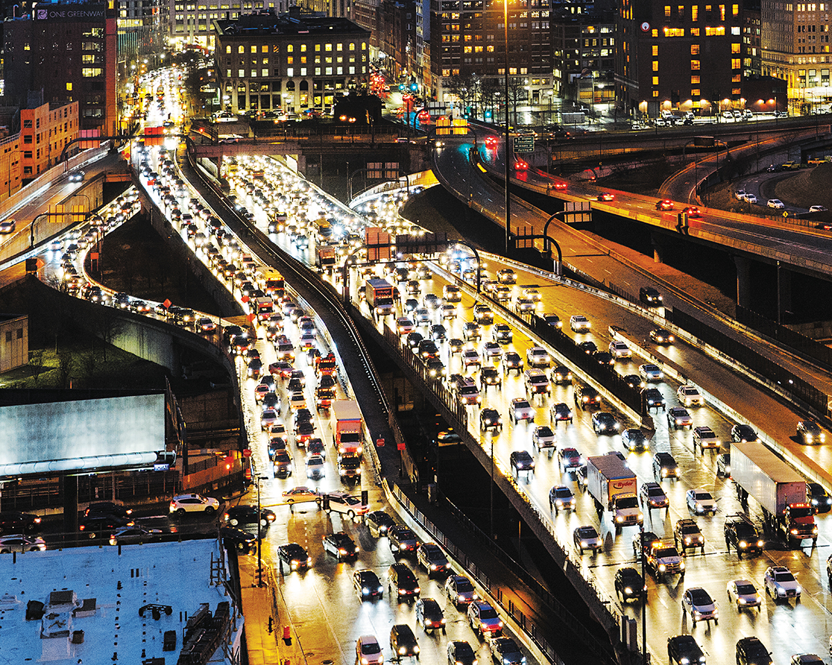 Boston Traffic Sucks—Here's How to Fix It