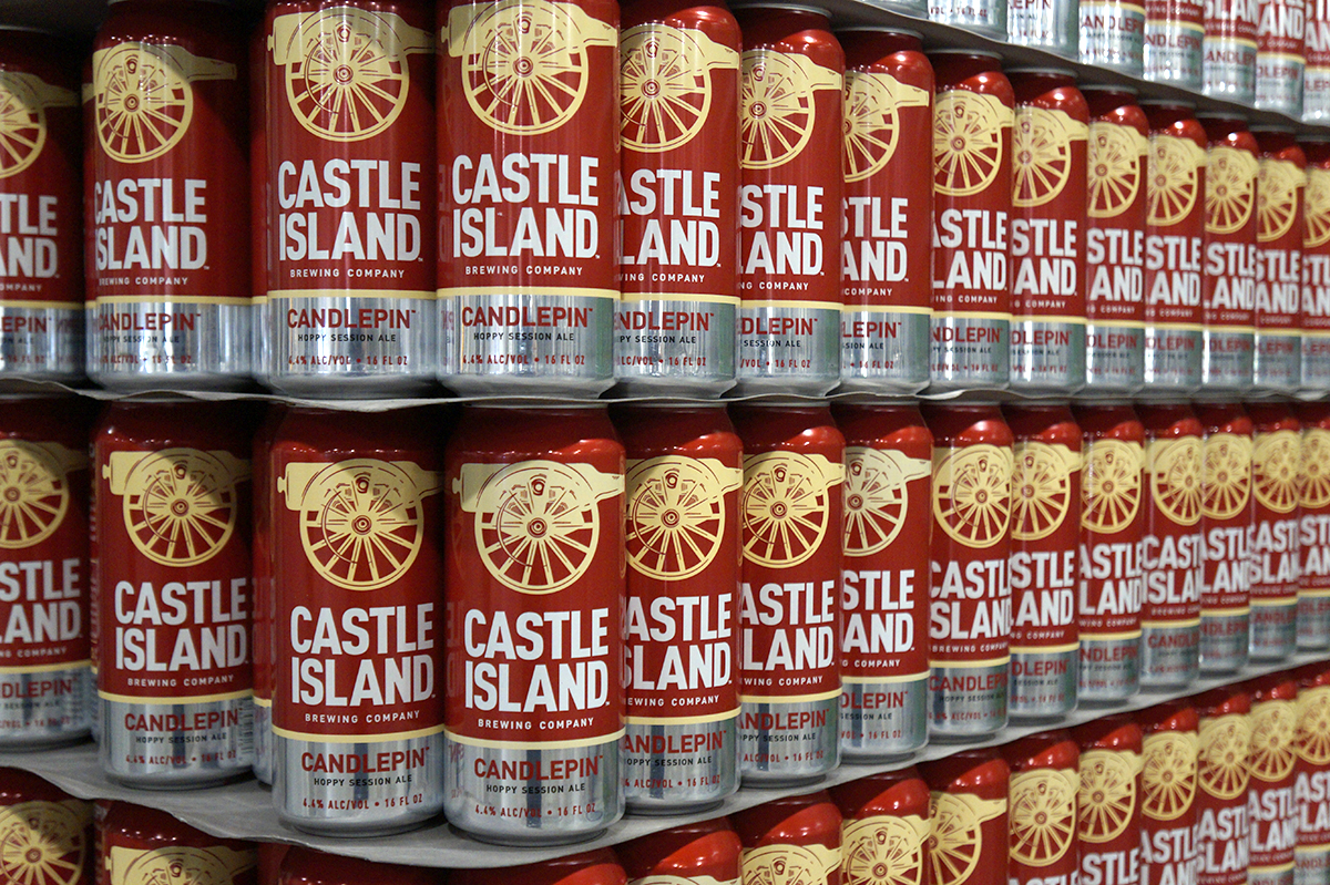 Candlepin by Castle Island Brewing Company. / Photo provided
