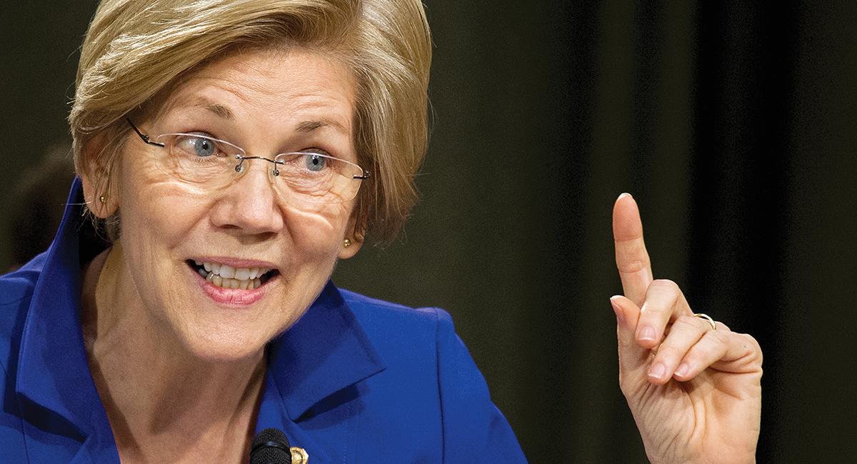 Why Is Elizabeth Warren So Hard to Love?