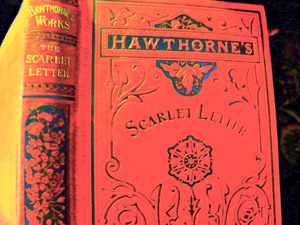 scarlet letter hawthorne