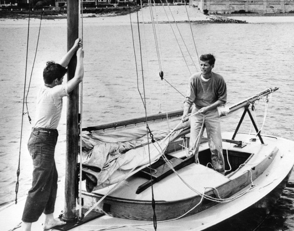 jfk sailboat