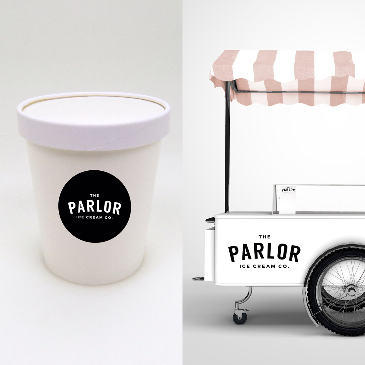 the Parlor Ice Cream Co.