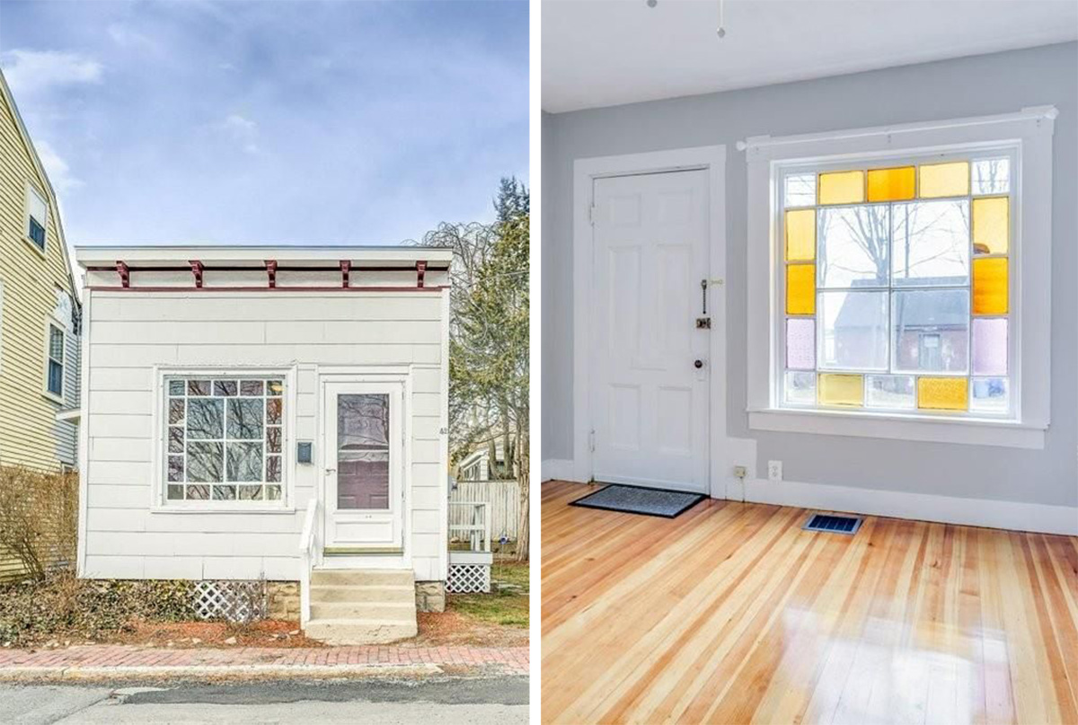 Three Tiny Houses You Can Rent In New England