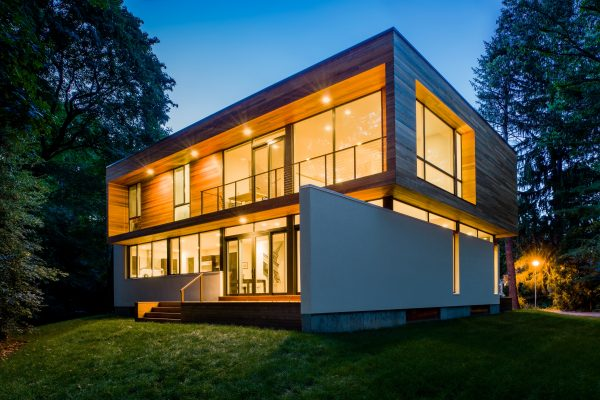 Meet The Firm Creating Modern New England Homes Of Your