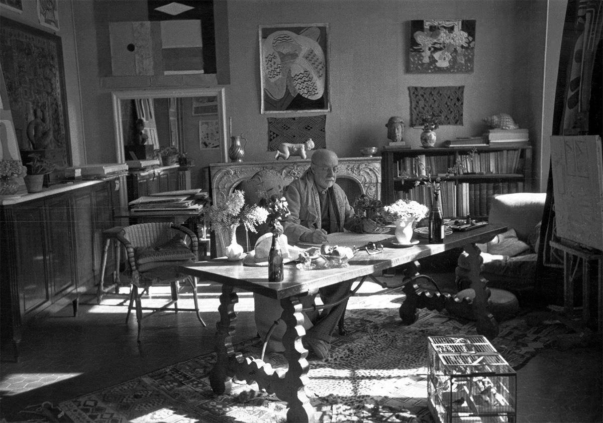 Matisse MFA Boston