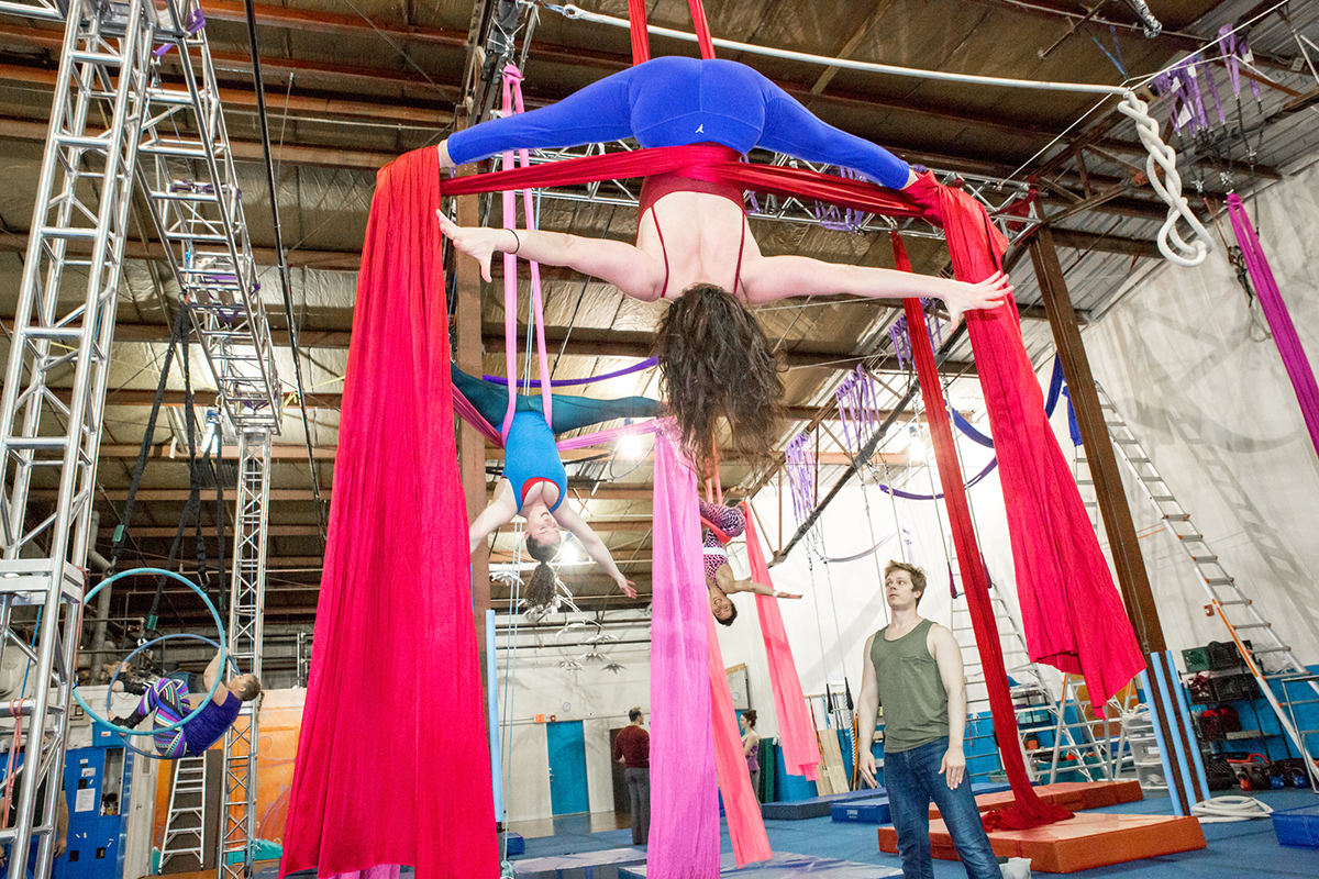 Commonwealth Circus Center