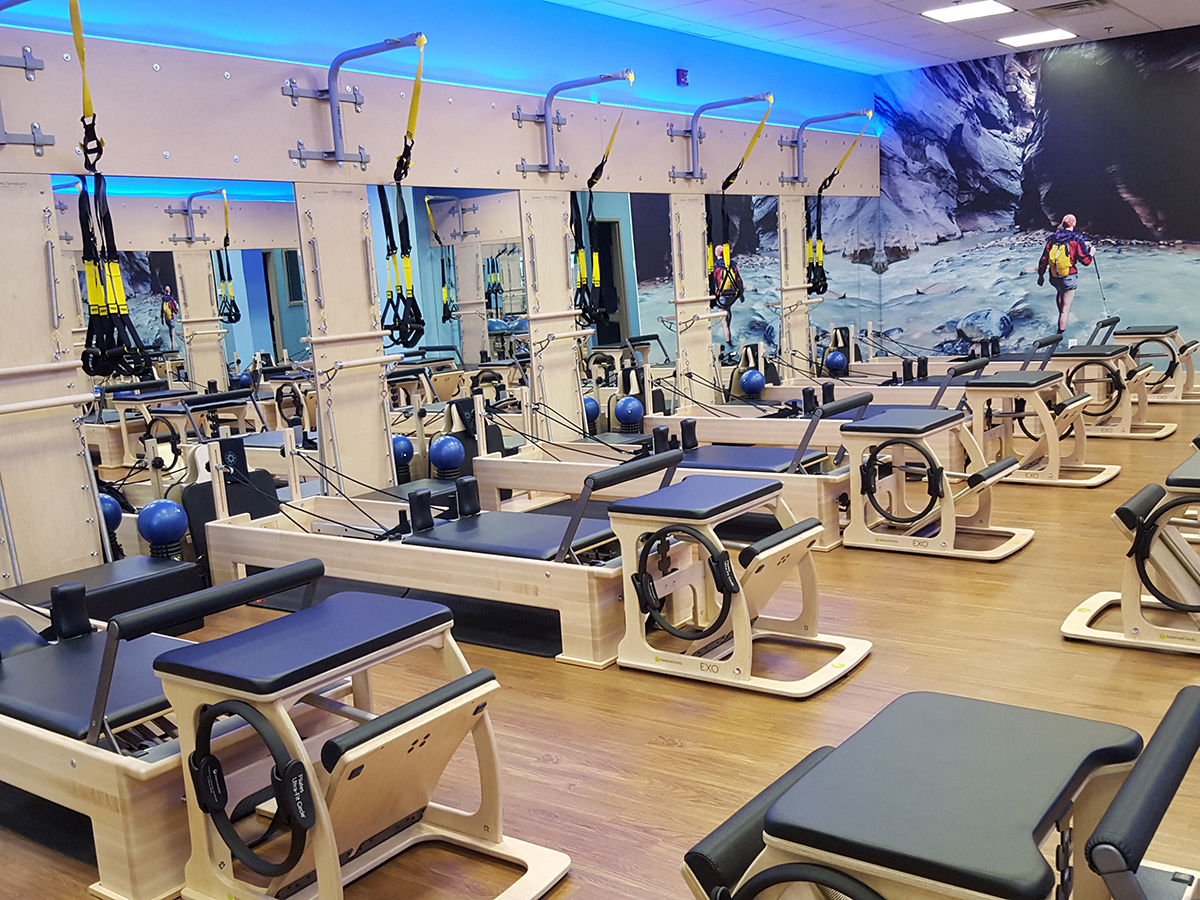 Assembly Row's Fitness Complex Will Include a Pilates Studio