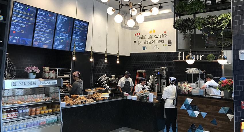 Flour Cafe Boston Hours