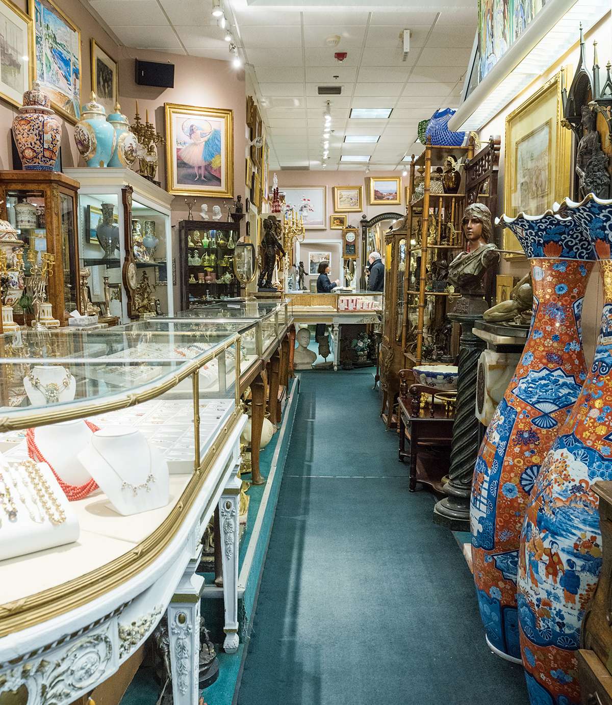 Best Antique And Vintage Jewelry Stores In Boston Boston Magazine