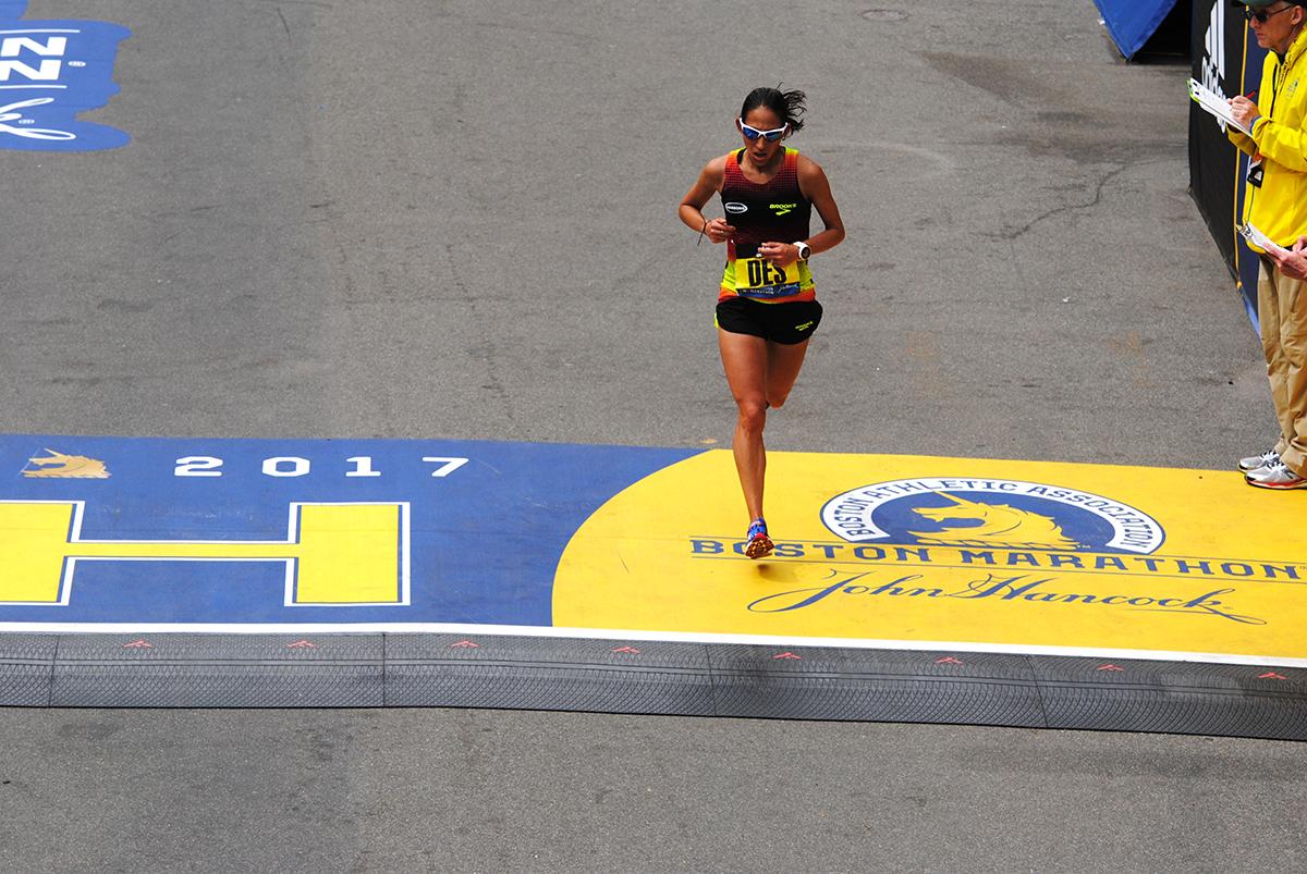 boston marathon 2017 photos