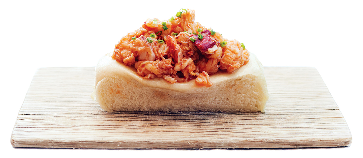eventide oyster lobster roll