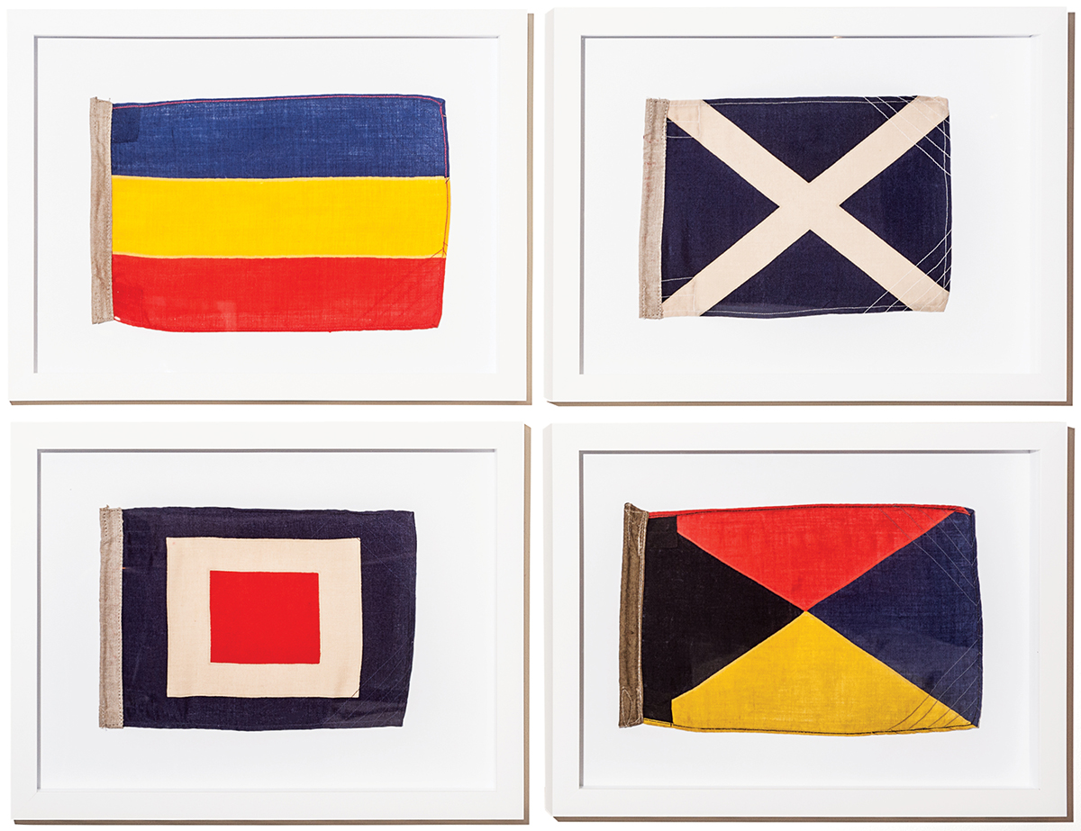 nautical flags