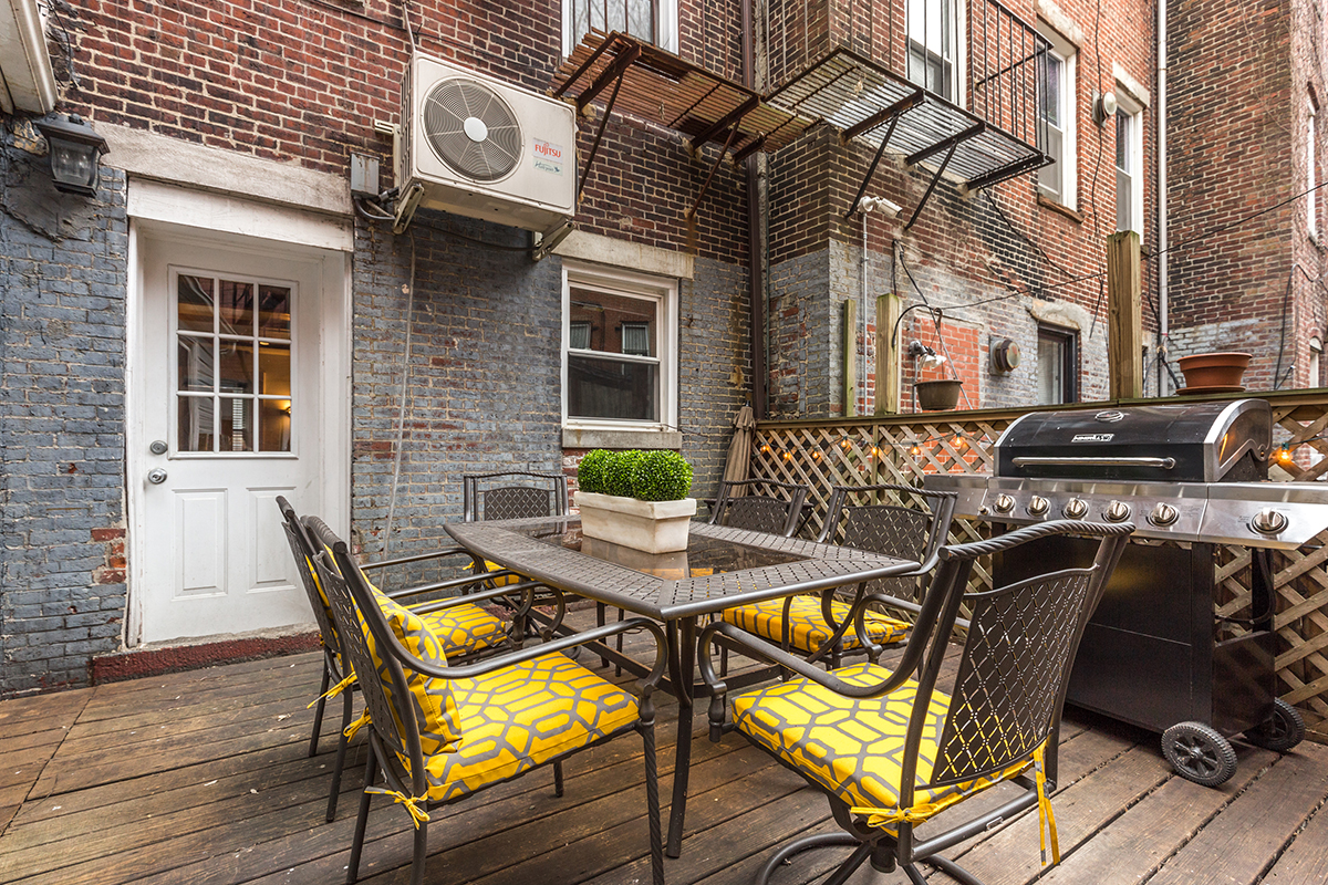 pint sized condo north end