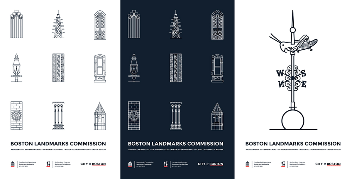 Download these free Preservation Month posters at boston.gov