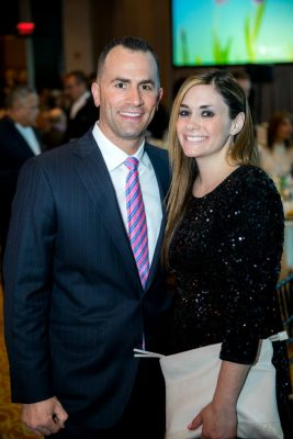 Anthony Lamacchia and Nicole Lamacchia / Photo by Nathan Fried-Lipski