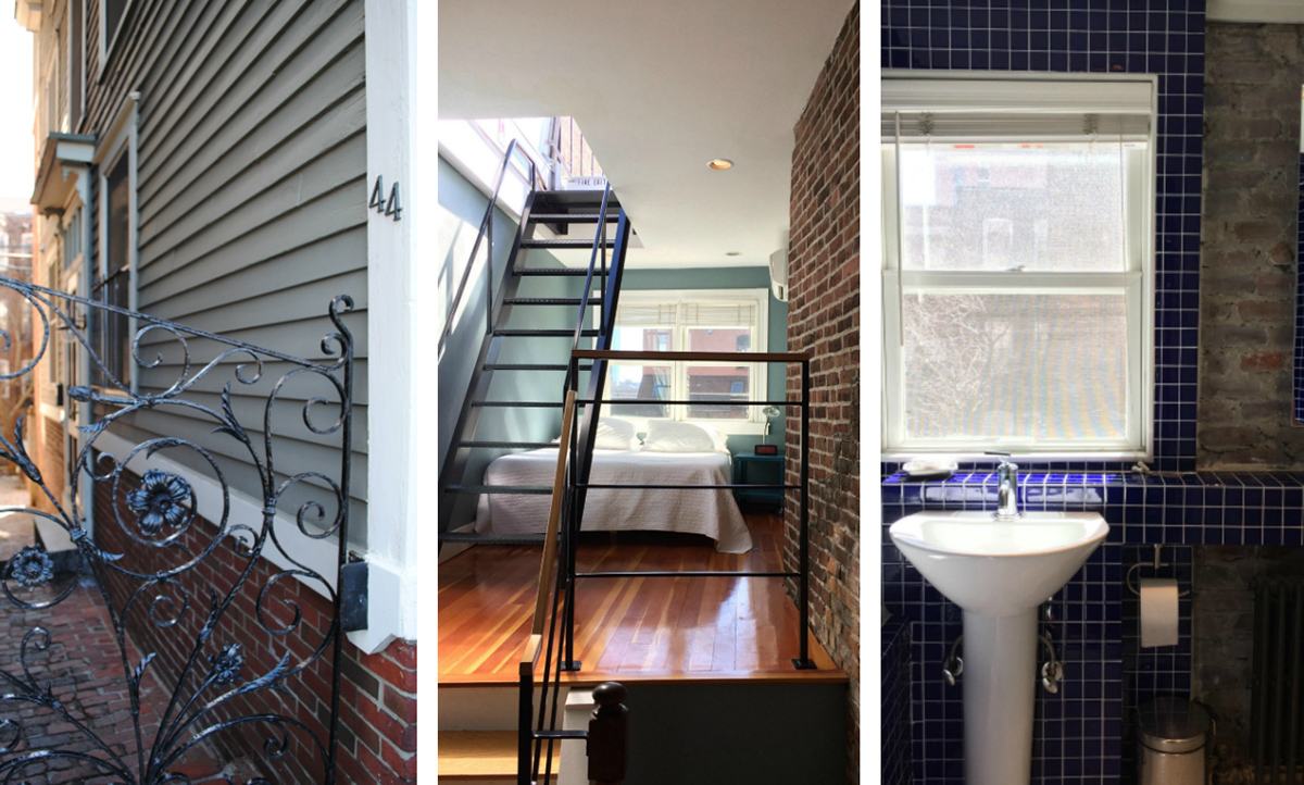 Inside boston s famously skinny surprisingly spacious Skinny block house designs