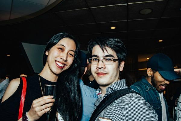 Icy Li and Chris Yee-Paulson / Photo by Oscar Alvarez