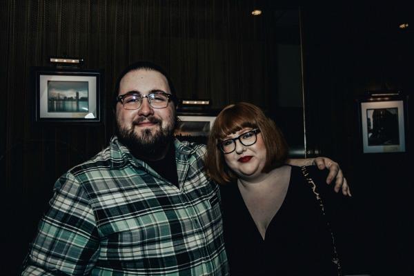 Alex Enman and Laura Ruth / Photo by Oscar Alvarez