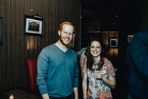 Austin Corbet and Nicole Schiarizzi / Photo by Oscar Alvarez
