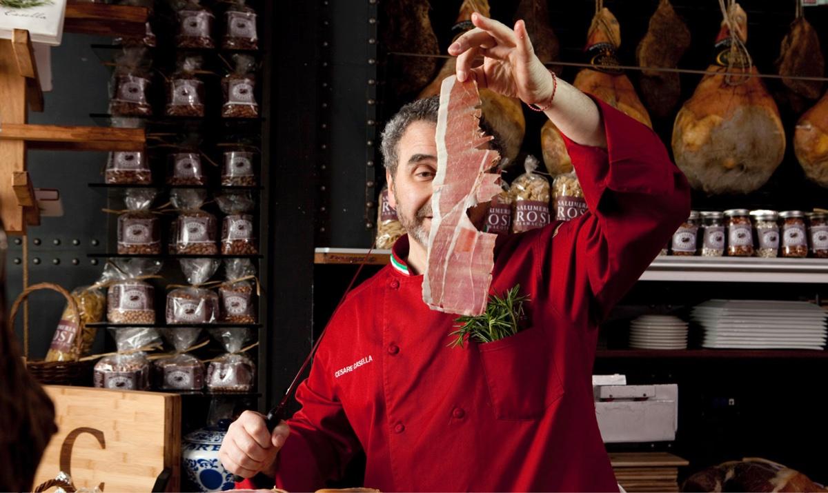 Heritage Foods USA chef-partner Cesare Casella