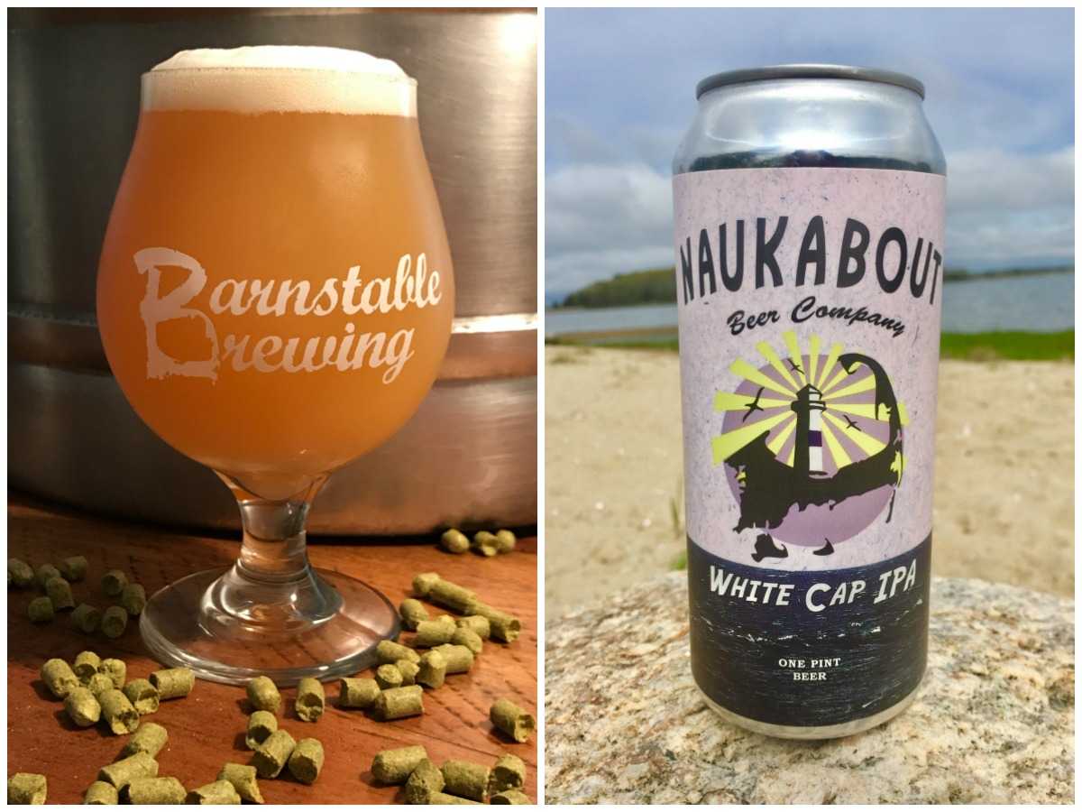 Barnstable Brewing and Naukabout Beer Co. will both open taprooms on Cape Cod in summer 2017
