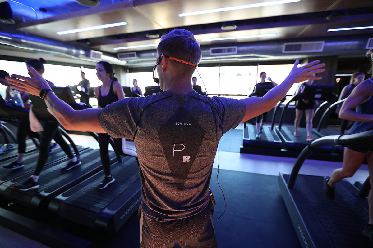 Equinox Is Opening an Ultra-Advanced Treadmill Studio
