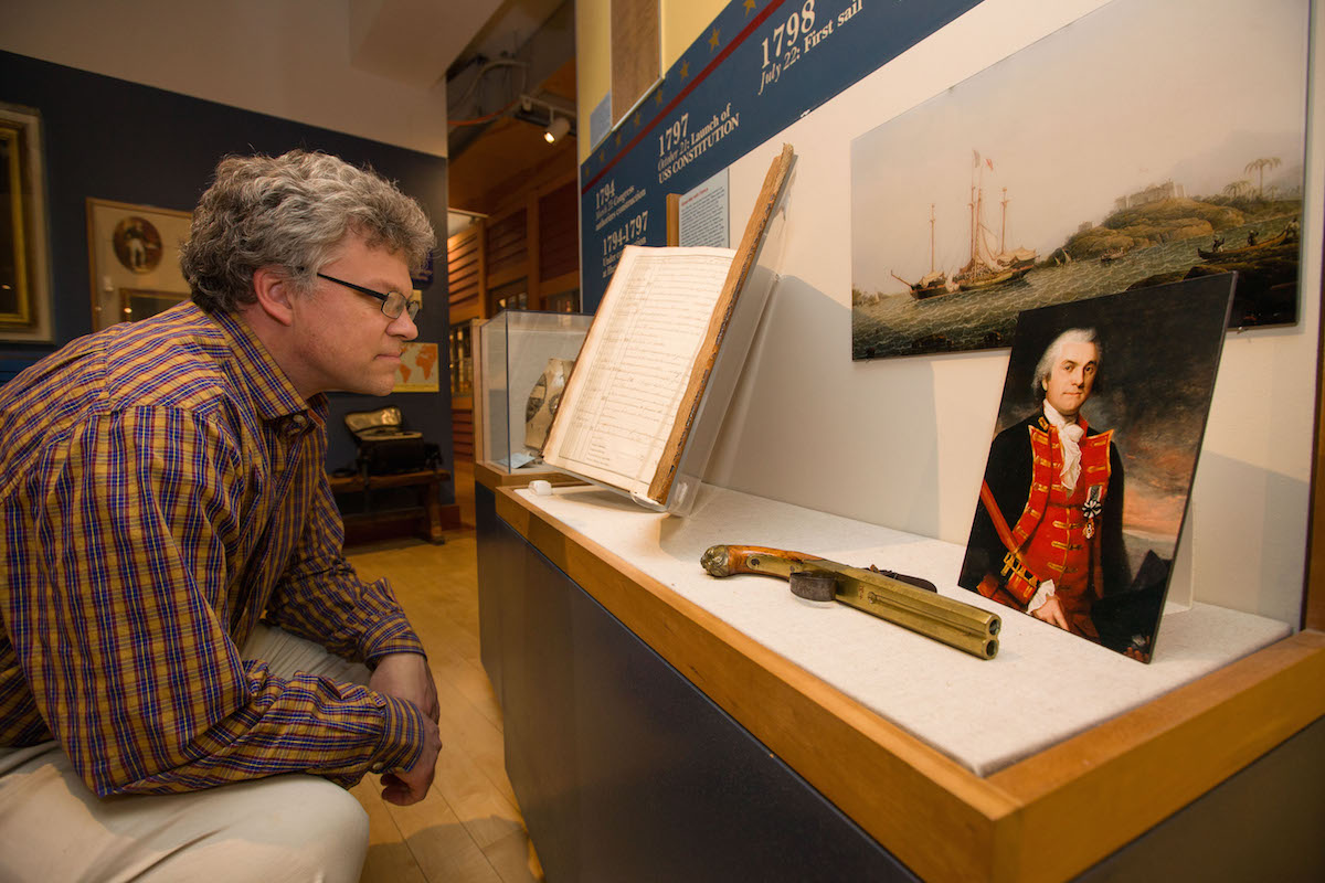 USS Constitution Museum Honoring our Heroes