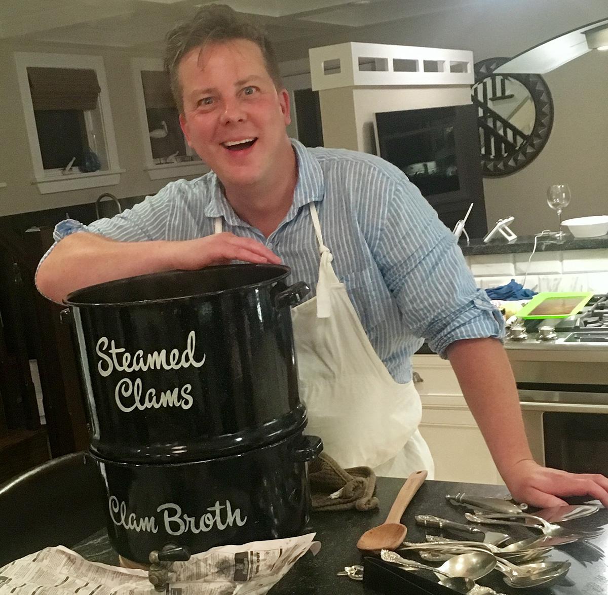 SuperFine Food chef Matthew Gaudet