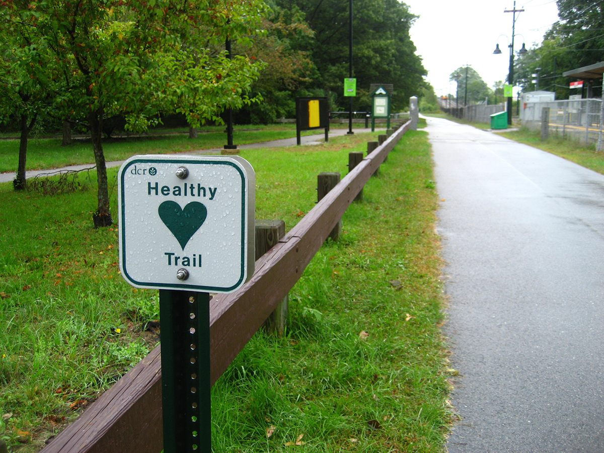 Neponset River Greenway