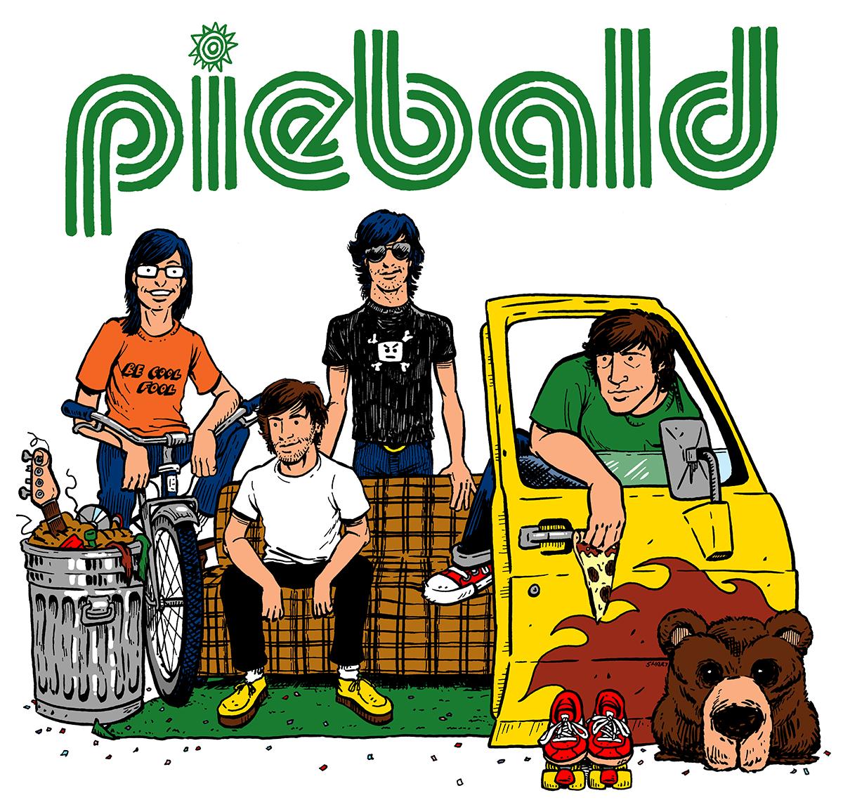 Piebald