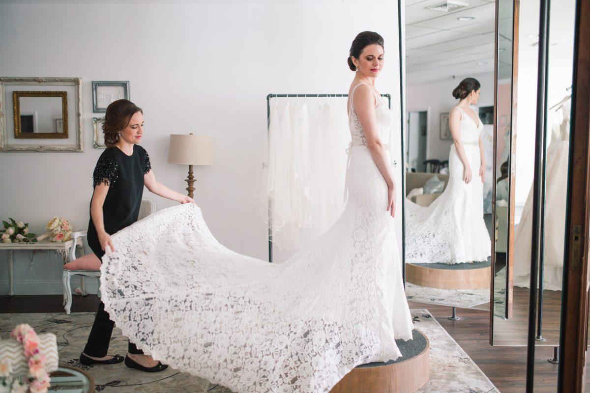 Wedding Dress Shopping Redefined at Your Dream Bridal – Boston Magazine