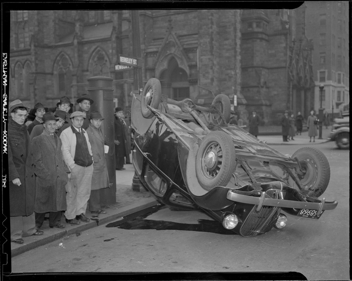 boston accidents old photos