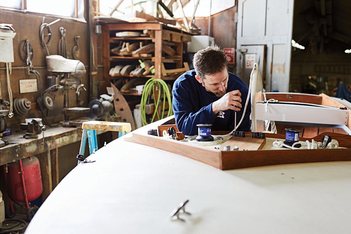 cape cod shipbuilding company